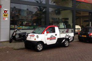 Hoogendijk Automaterialen Electrische Auto